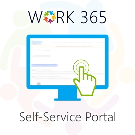 Picture of Work 365 Self-Service Portal